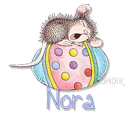 Nora hm easterhatched