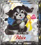 Dog LoveBlue