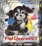 Dog LoveCatQueen013