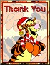 Tigger as SantaTaThank You