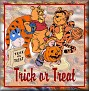 Hall Pooh & FriendsTTrick or Treat